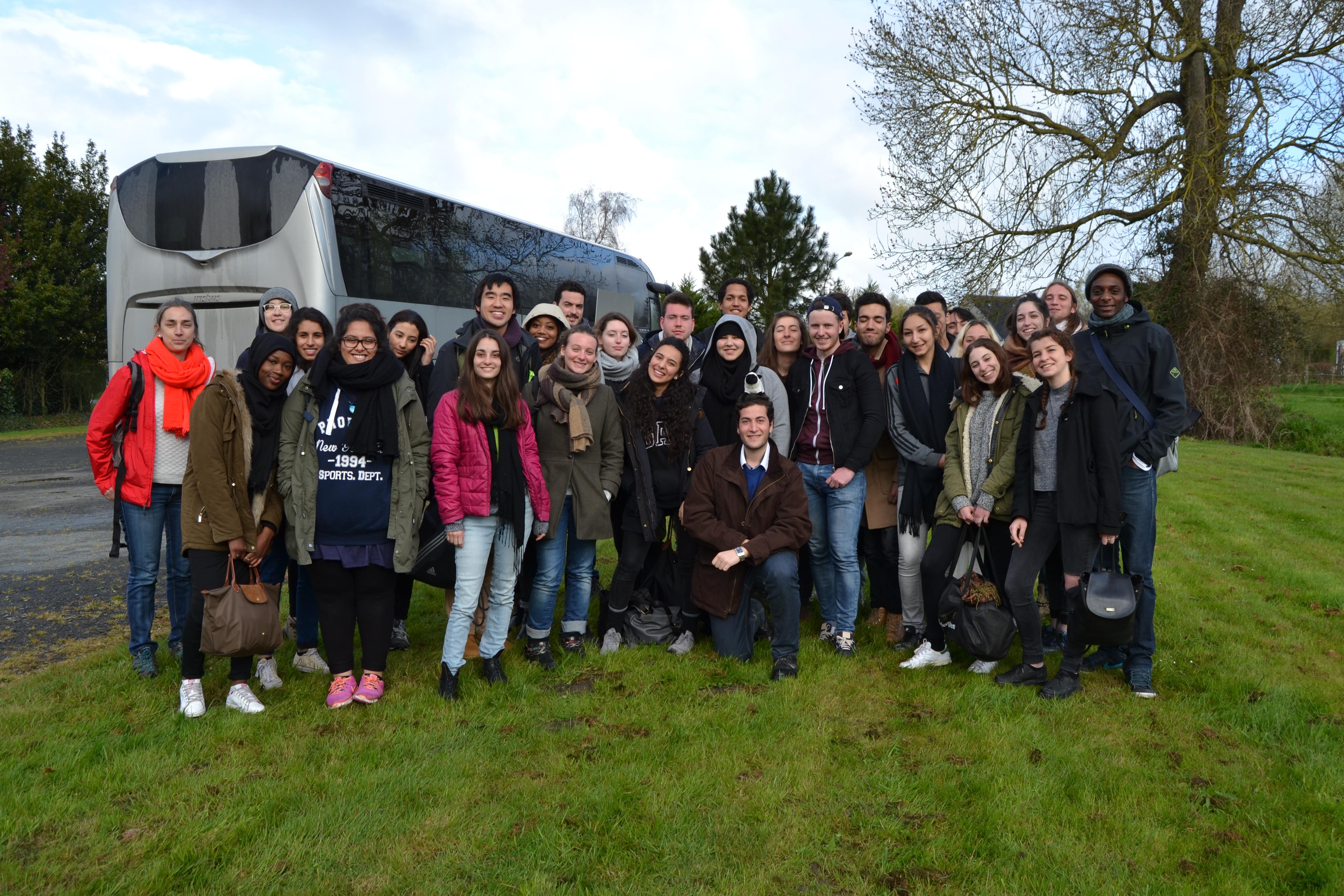 Etudiants L2 2016